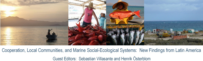 Cooperation, Local Communities, and Marine Social-ecological Systems: New Findings from Latin America
