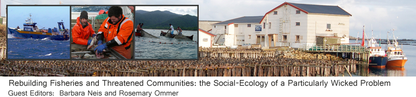 Rebuilding Fisheries and Threatened Communities: the Social-Ecology of a Particularly Wicked Problem